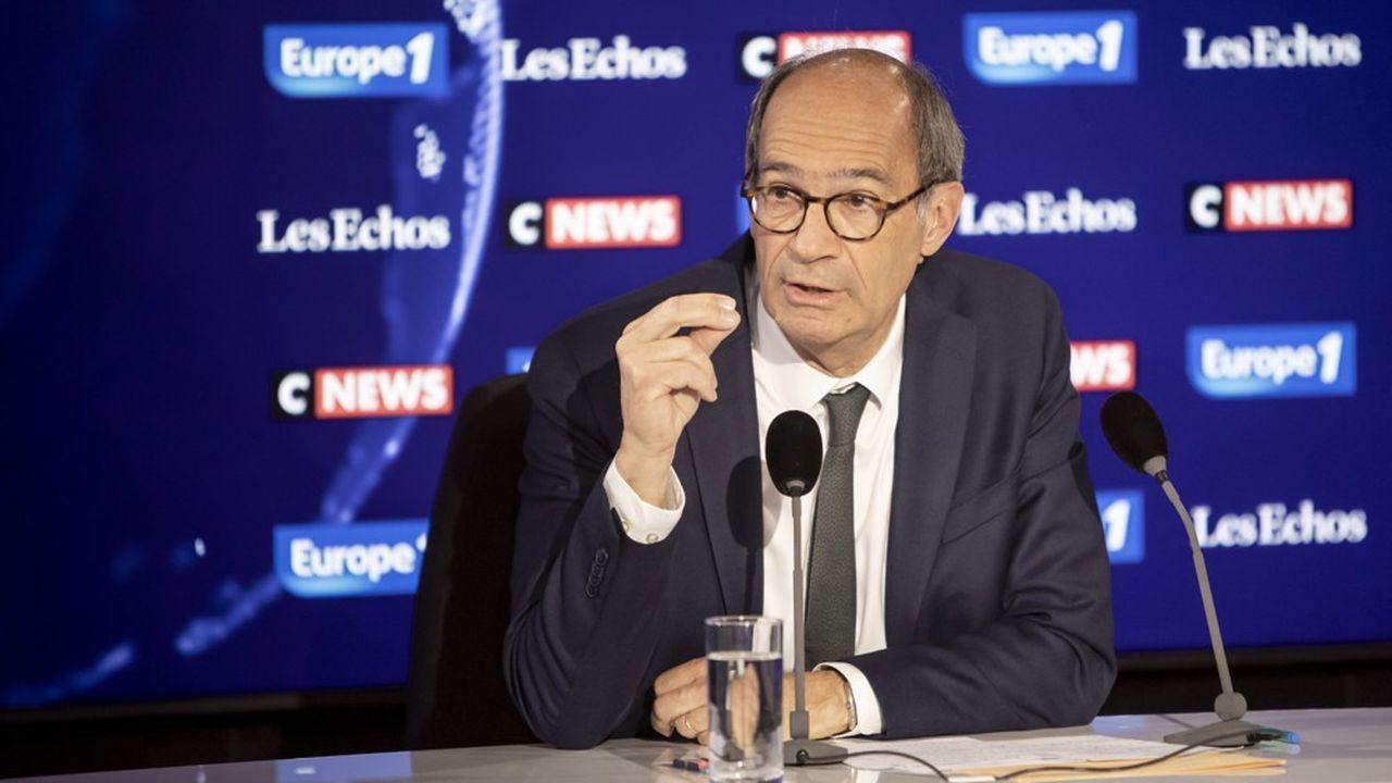 Grand Rendez-vous Europe 1, Les Echos, Cnews du dimanche 23juin 2019, invité: Eric Woerth