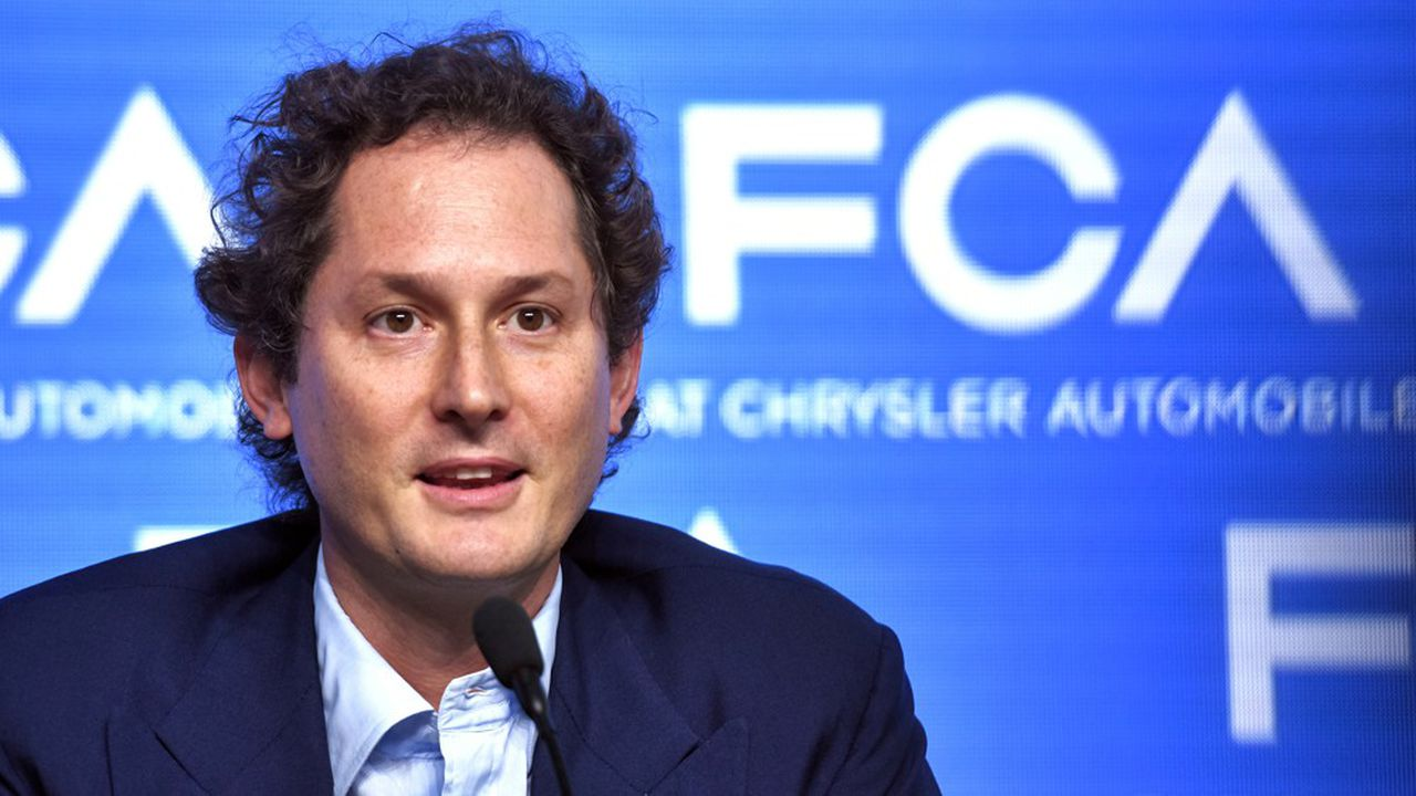 John Elkann, le président de Fiat Chrysler Automobiles, n'a peut-être pas dit son dernier mot.