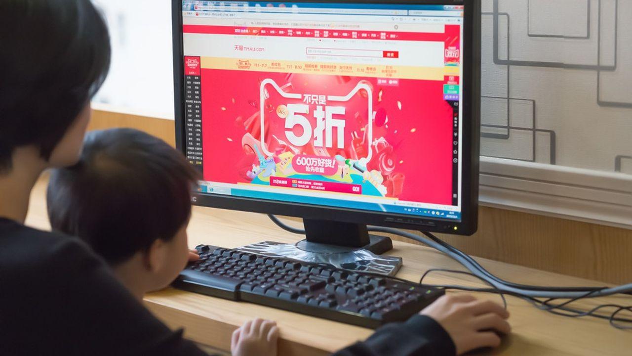 En Chine, la vague du e-commerce a submergé les distributeurs traditionnels