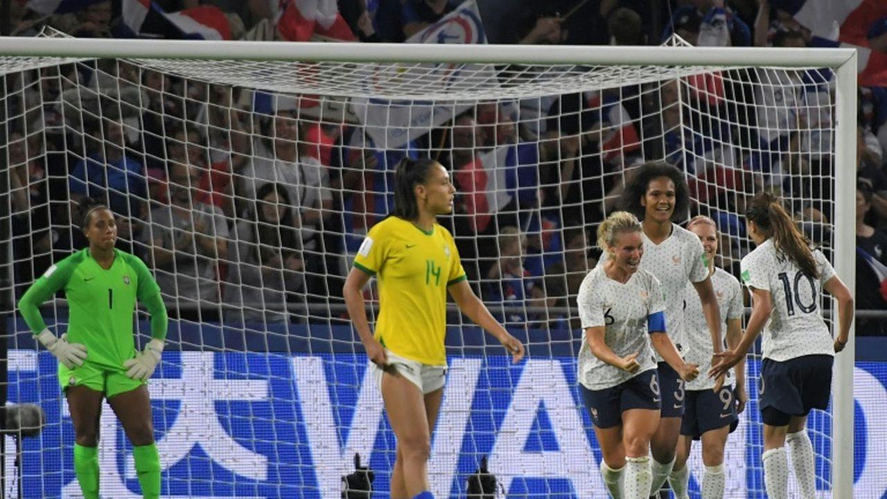 Mondial-2019: la folle aventure continue pour les Bleues et Henry