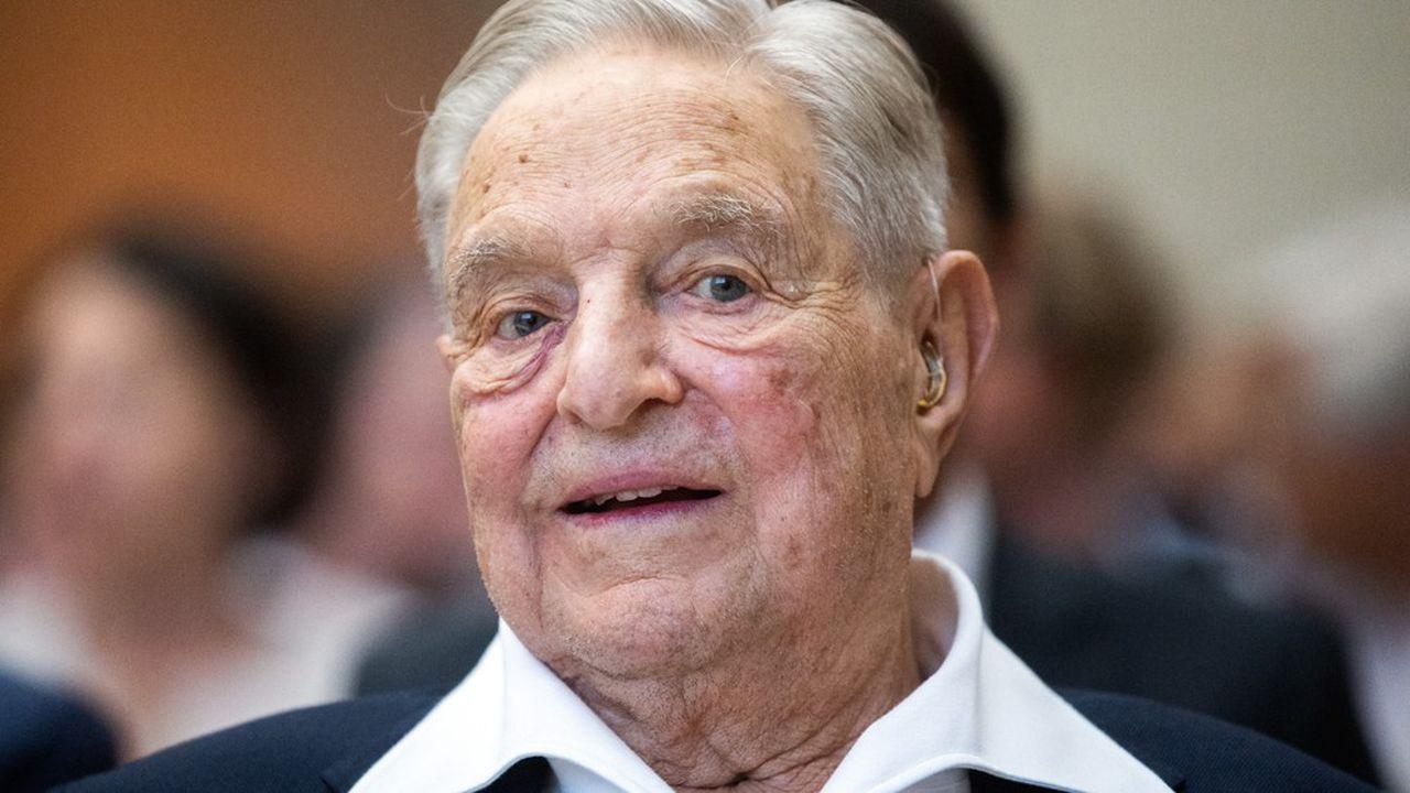George Soros (photo) et son fils Alexander font partie des signataires de l'appel