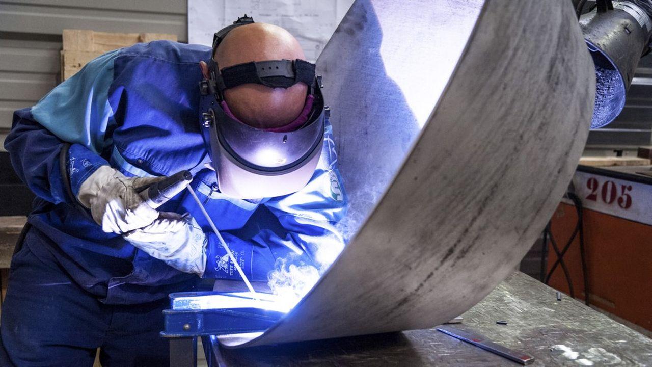 L'Industrie ne détruit plus d'emplois depuis fin 2017 mais souffre de grosses difficultés de recrutement.