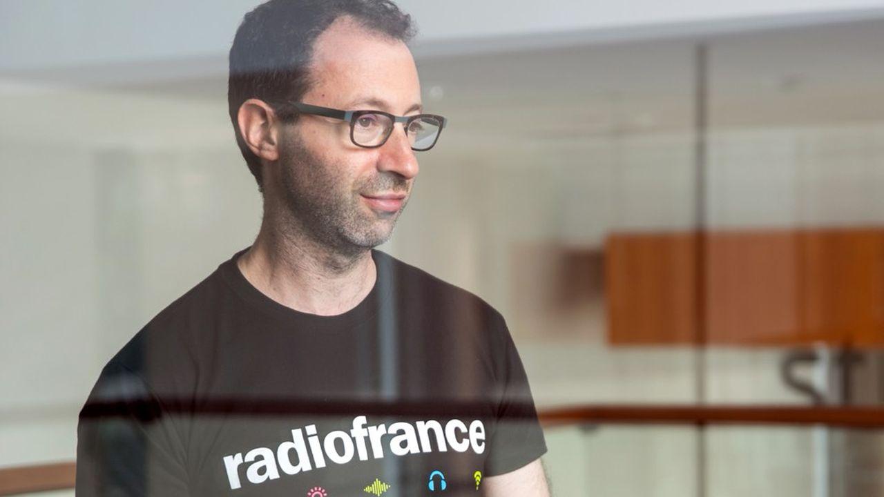 Laurent Frish, le 24juin 2019.