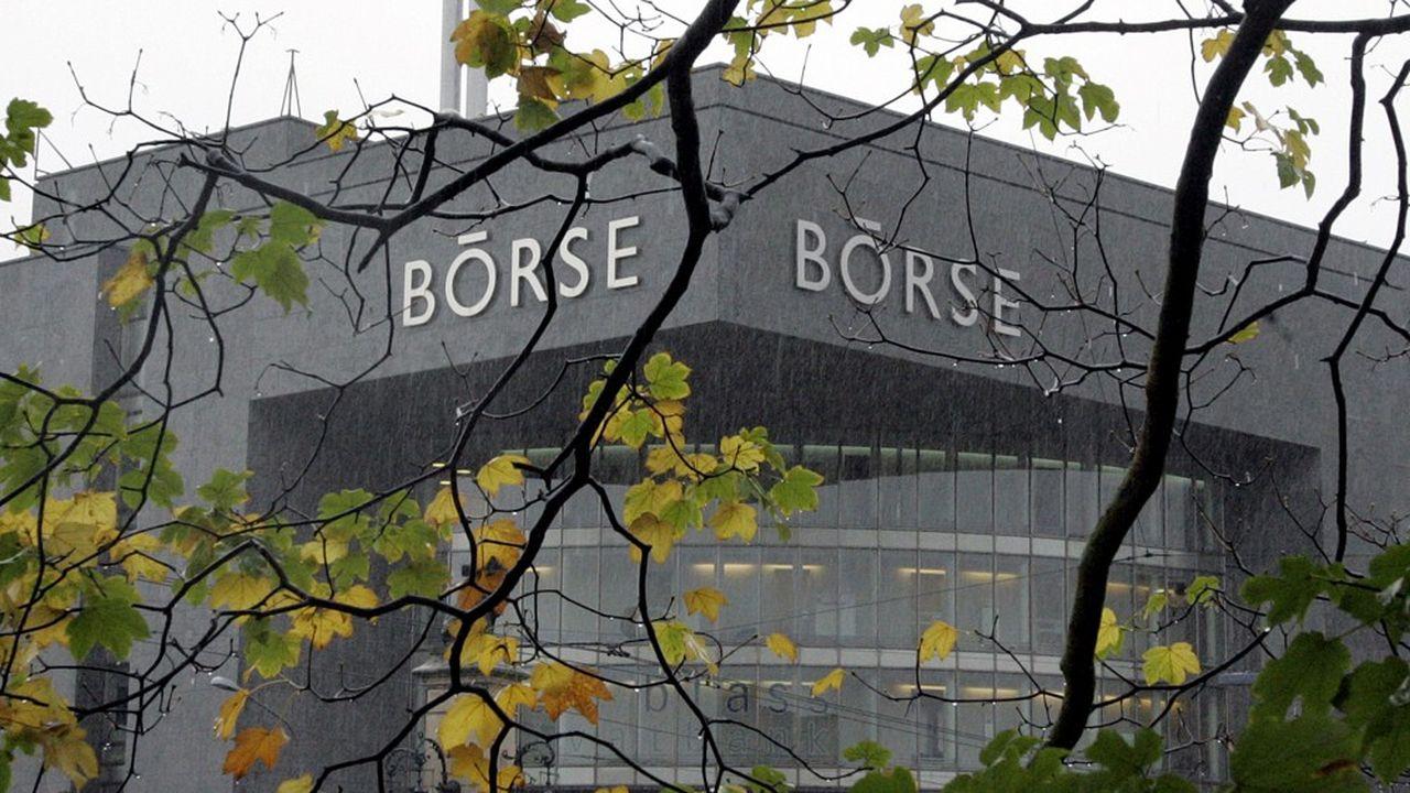 Bourse : le ton monte entre la Suisse et l'Union européenne
