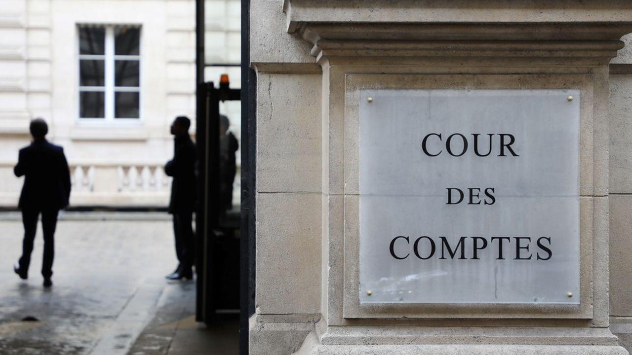 La Cour des comptes ne voit pas la dette publique diminuer avant 2021.