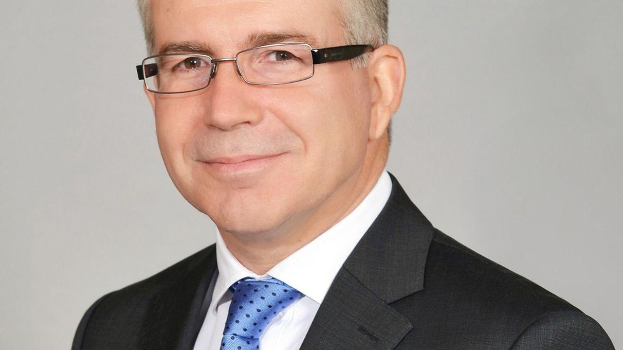 Philippe Setbon, vice-président de l'AFG et directeur général de Groupama.