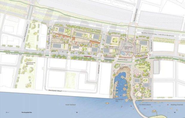 Alphabet compte participer au développement d'une dizaine de bâtiments répartis en cinq sites, en investissant 900millions de dollars