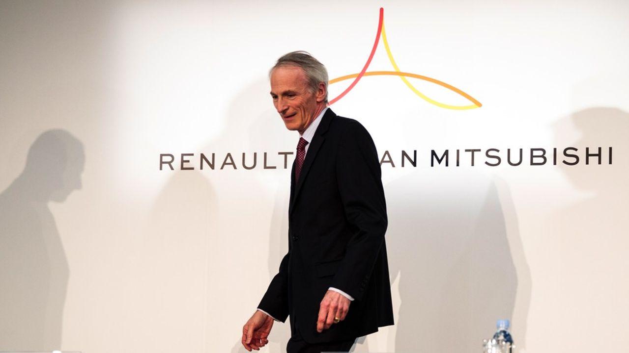 Jean-Dominique Senard a affirmé que les discussions entre Fiat-Chrysler et Renault étaient actuellement au point mort.