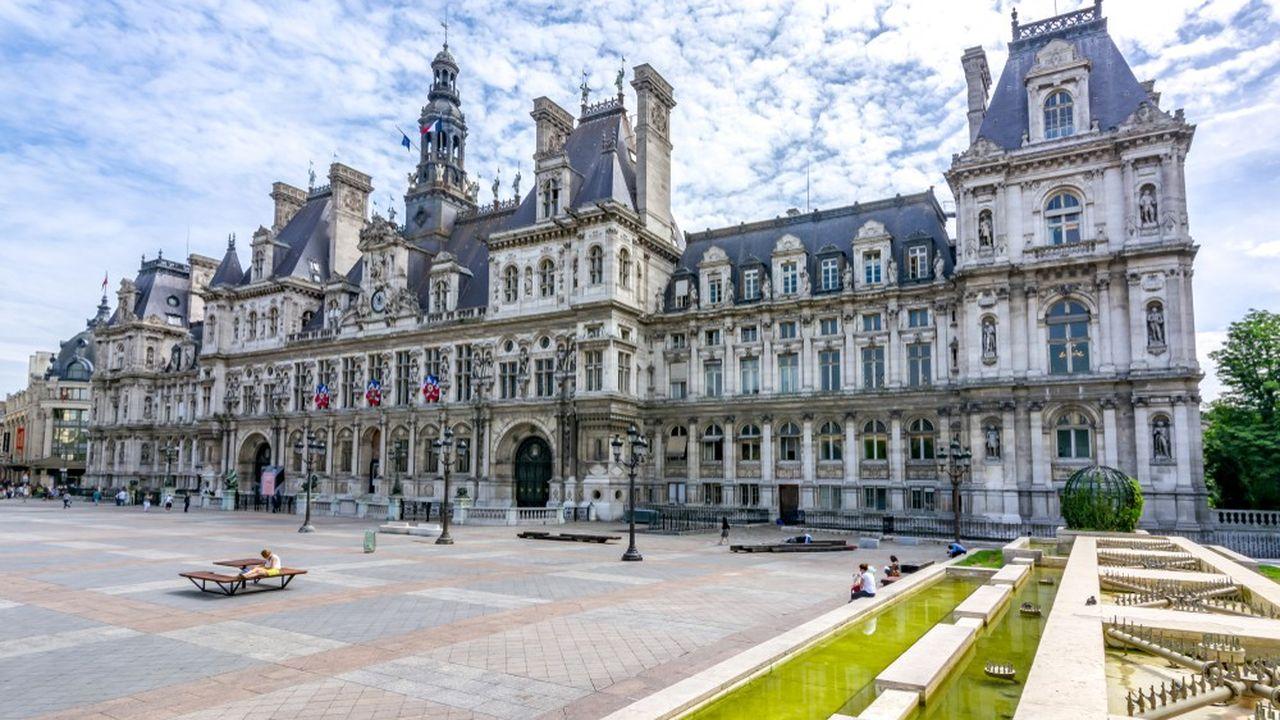 Gaspard Gantzer, candidat à la mairie de Paris, veut « bâtir l'Hôtel de Ville de demain ».