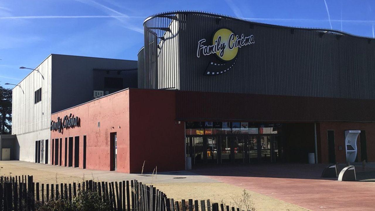 Lele Family Cinéma implanté à Saint-Just-Saint-Rambert (Loire) a réalisé 306.128 entrées en 2018.