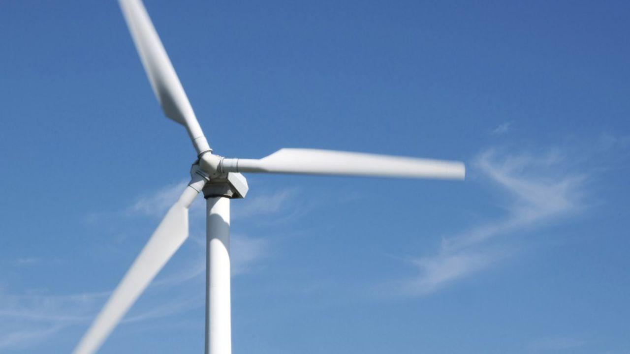 Les machines, hautes de 35 mètres, doivent produire 50.000 MWh par an.