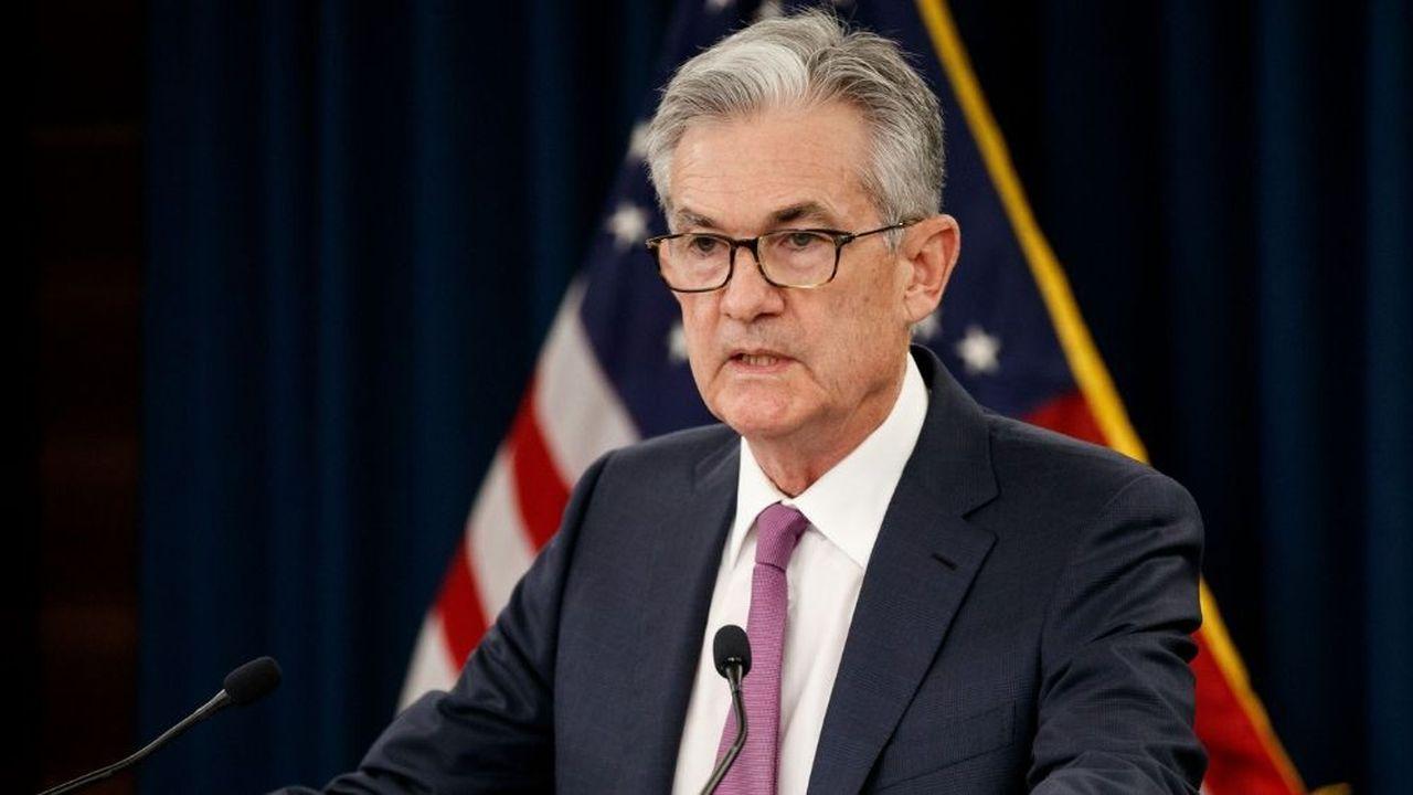 Pressé par Donald Trump et les marchés de baisser les taux d'intérêt, le président de la Réserve fédérale, Jay Powell, a souligné l'indépendance de la banque centrale.