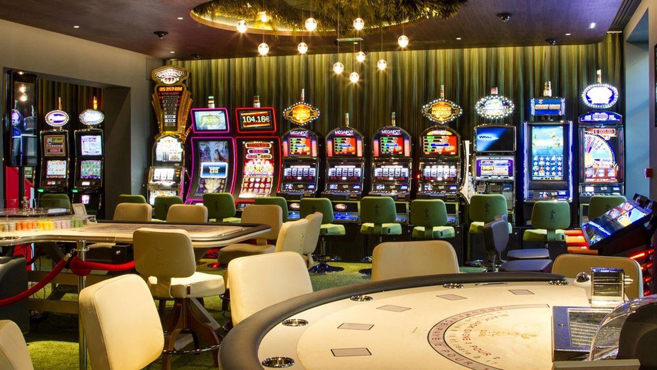 Non-lieu général dans l'affaire du casino Partouche de Cannes