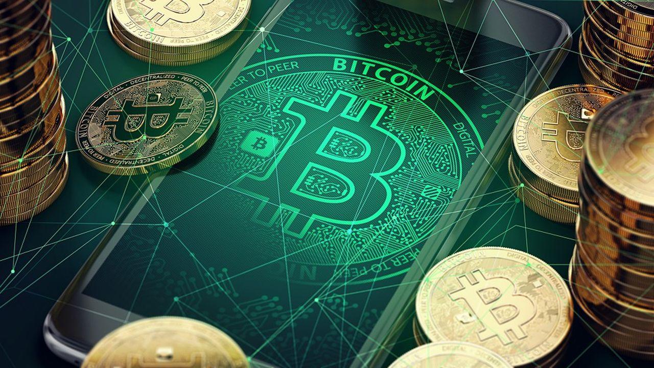 A 12.600dollars, le bitcoin lorgne cette année vers son record historique autour de 20.000dollars