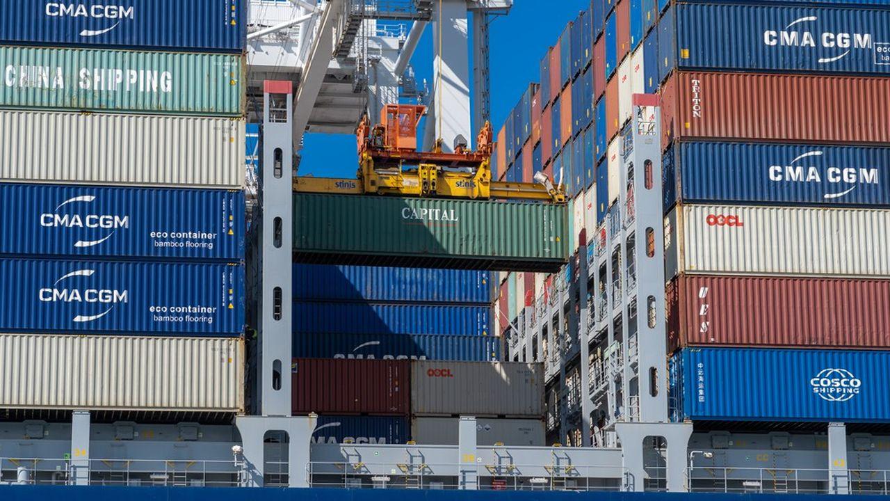 En juin, les carnets de commandes étrangers sont tombés au plus bas depuis octobre2014 dans l'industrie française en raison des tensions commerciales.