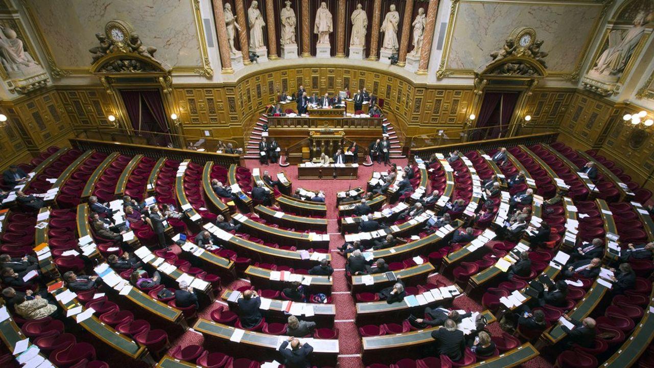 Après avoir été votée le 10avril par l'Assemblée nationale, la proposition de loi visant à sécuriser les réseaux 5G était examinée mercredi 26juin par le Sénat.
