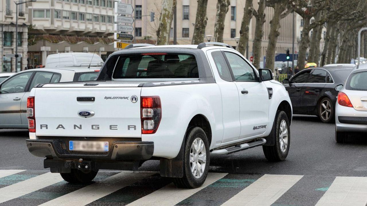 L'engouement pour les grosses voitures plus polluantes n'aide pas les constructeurs à réduire leurs émissions de CO2.
