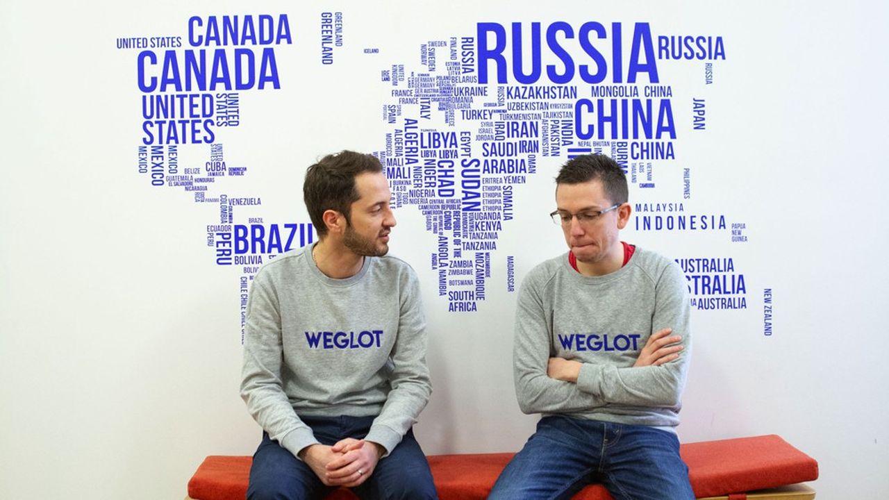 Weglot cherche à abolir les barrières de la langue.