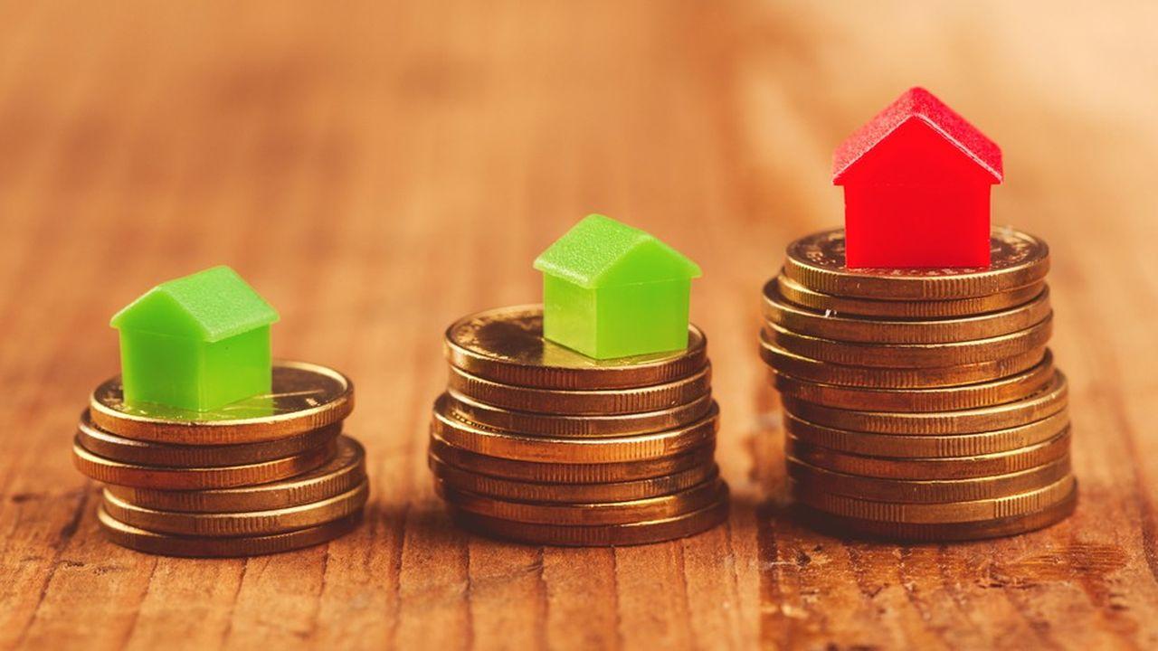 Les taux du crédit immobilier tricolore ont une nouvelle fois augmenté en avril, d'après les derniers chiffres de notre «baromètre mensuel de l'immobilier»