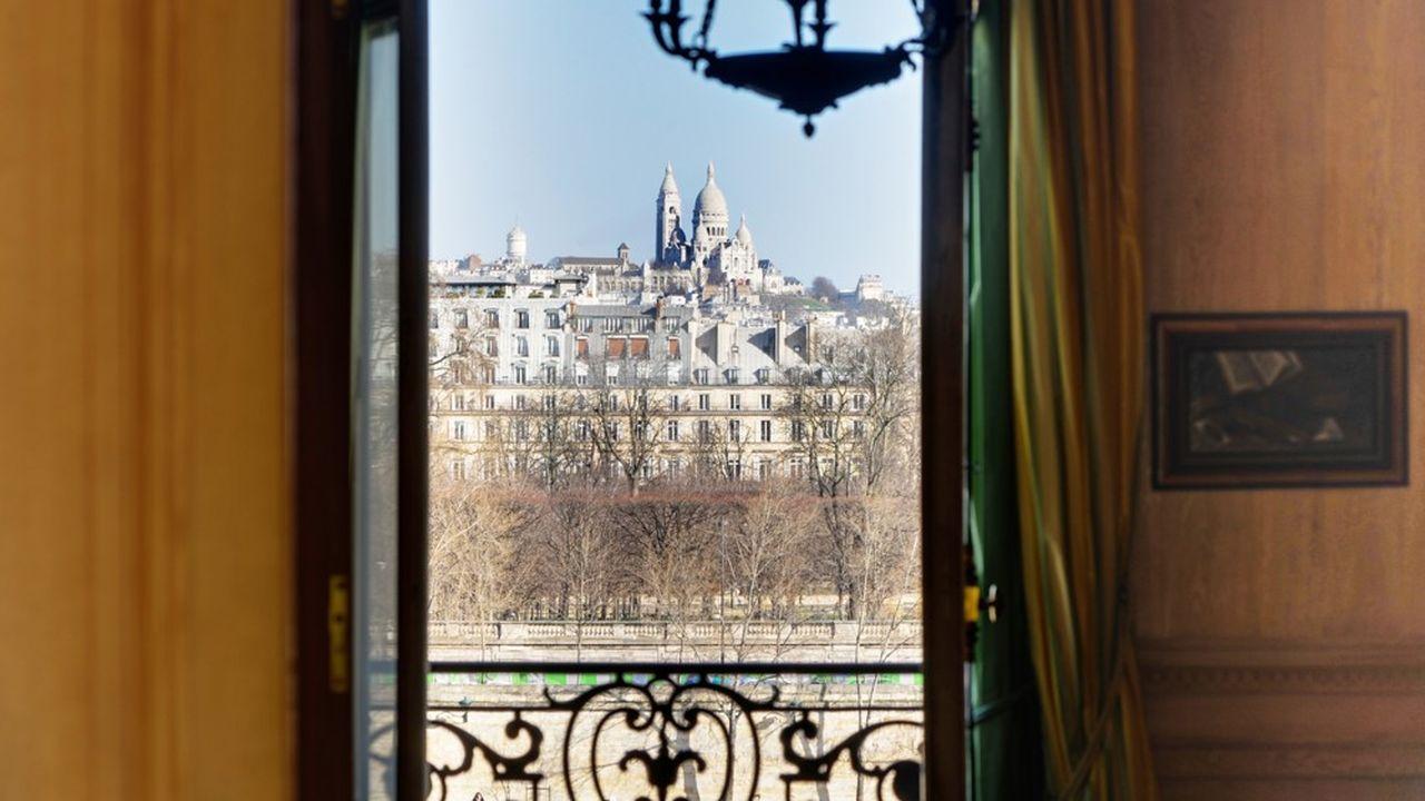 L'habituel «effet élections» se fait moins ressentir cette année sur le segment de l'immobilier de luxe.