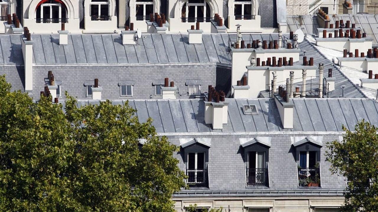 En 2016, on ne comptabilisait que 2.120 ventes de chambres de service en Ile-de-France, soit moitié moins qu'il y a 20 ans.