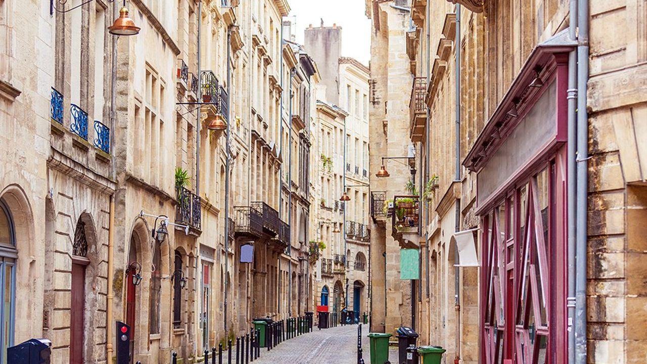 Les prix de l'immobilier ancien ont augmenté de 11,2 % à Bordeaux en un an, à fin avril, d'après MeilleursAgents.com. La surchauffe n'est pas loin.