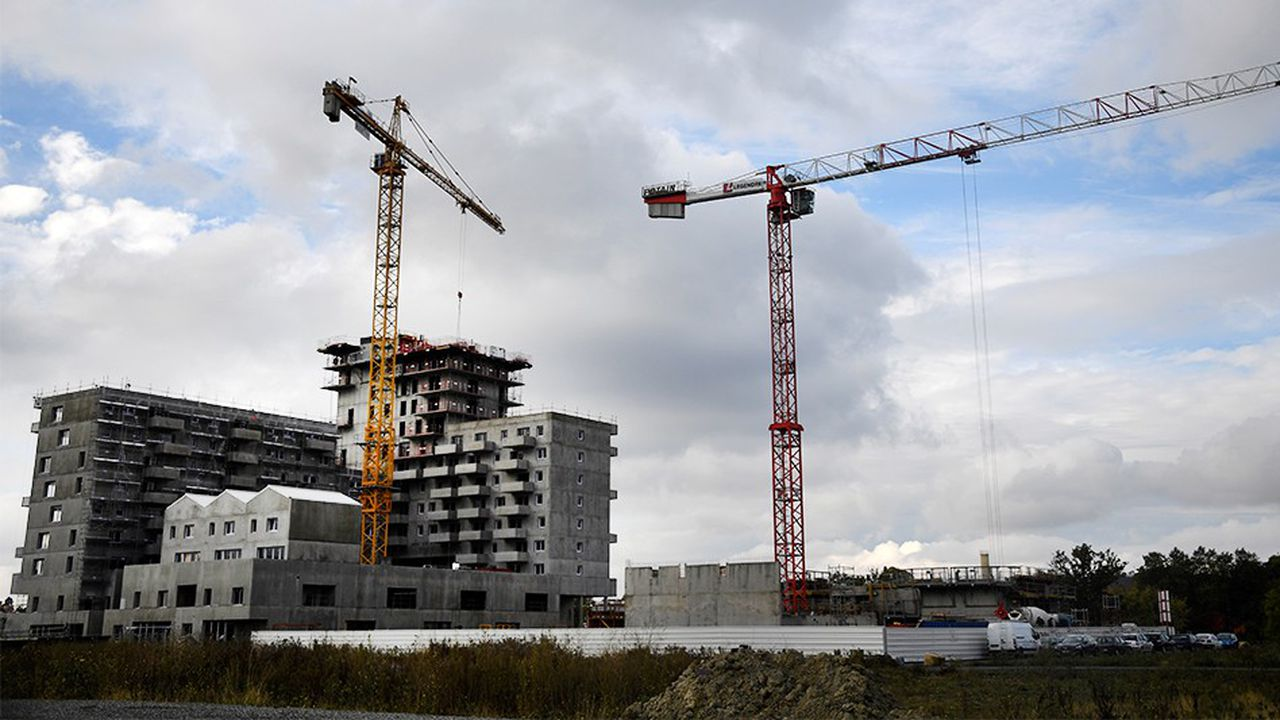 Projets de construction immobilière à Rennes.
