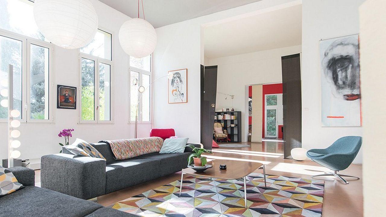 Espace Atypique Aix En Provence l'appartement de la semaine : un duplex avec jardin à 10 km