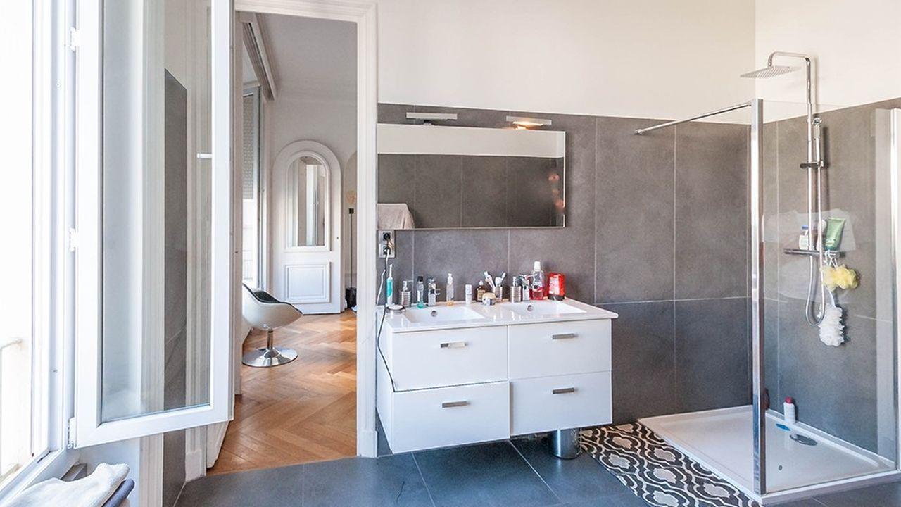 Un appartement familial à Lyon