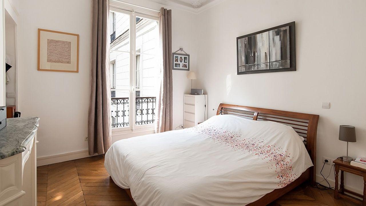 L'appartement de la semaine : un 71 m2 dans le 8e arrondissement de Paris