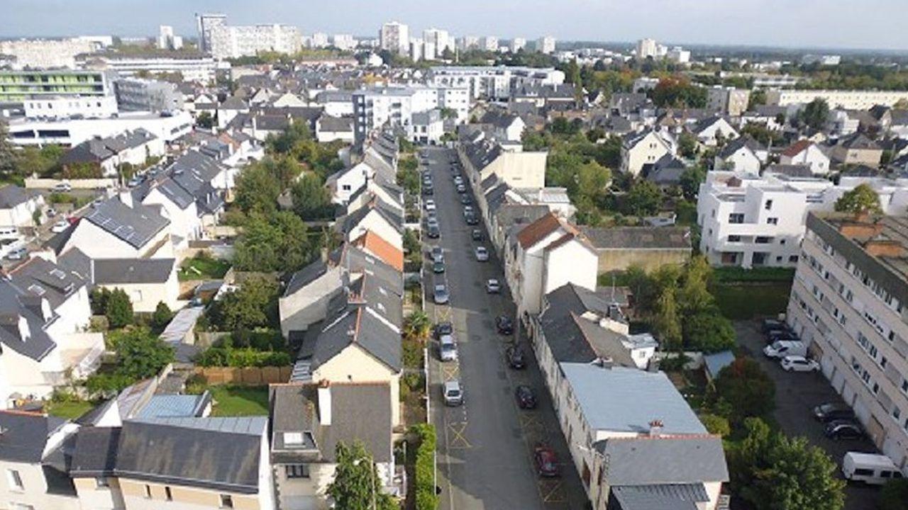 Moins chic que Cesson-Sévigné, Saint-Jacques de-la-Lande va accueillir deux arrêts de la ligne B du métro rennais d'ici à 2020. De quoi renforcer son attractivité