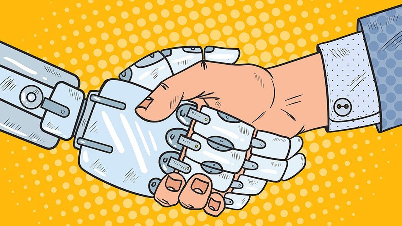 Grâce à l'intelligence artificielle, le conseil financier se digitalise.