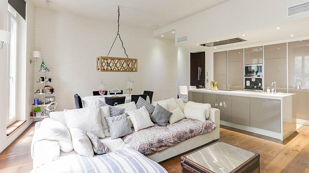 L'appartement de la semaine : un 3 pièces à Marseille