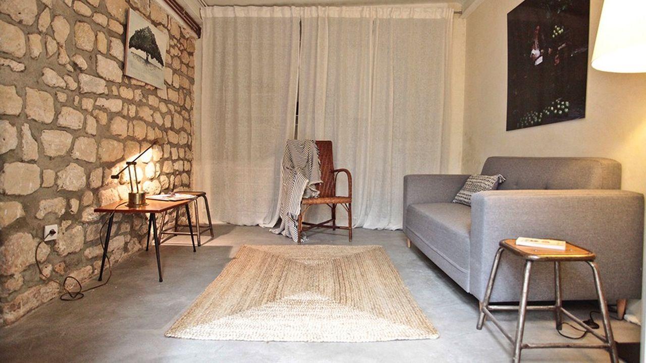 Un loft à Montmartre