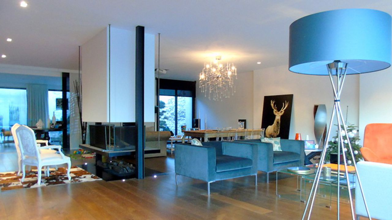 La maison de la semaine: une villa d'architecte à Angers