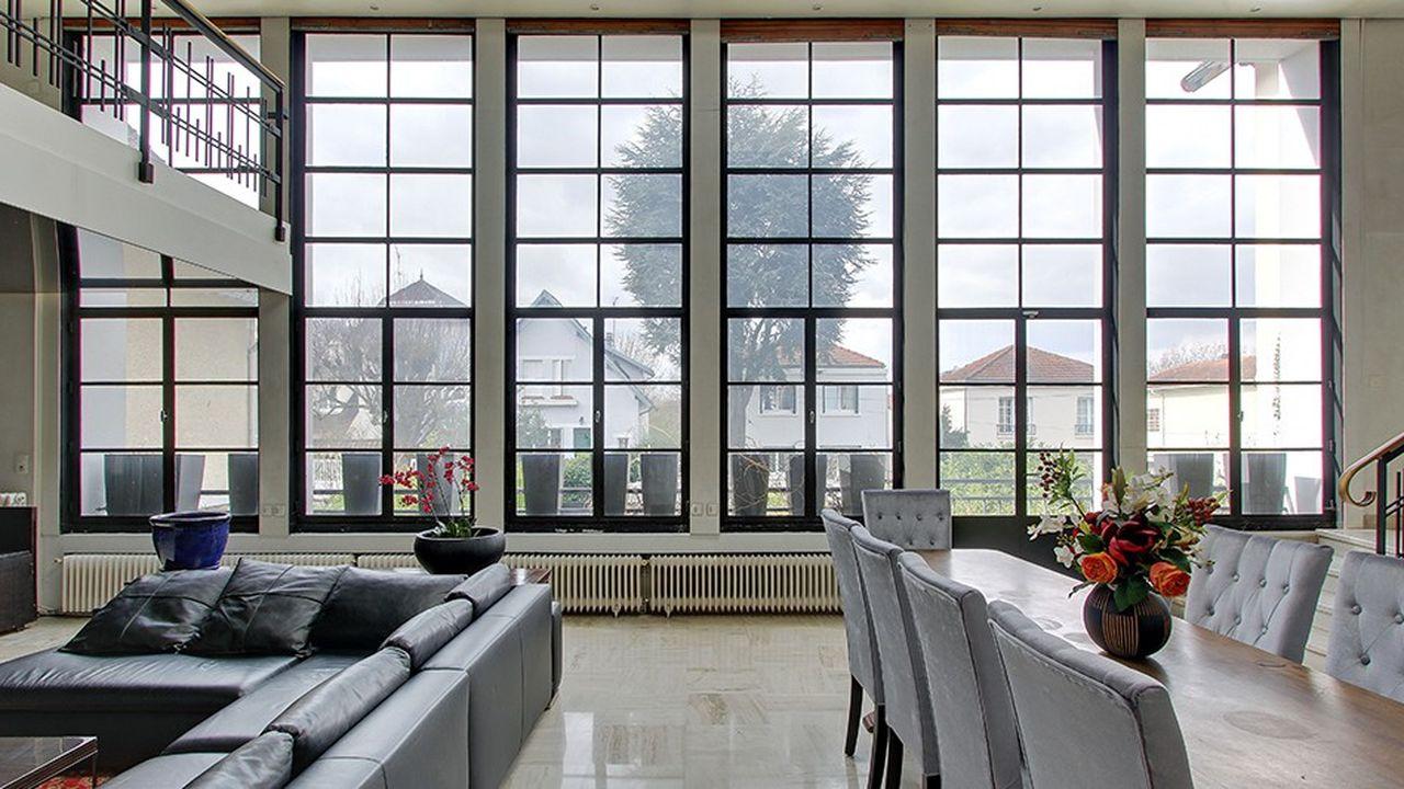 Maison d'architecte avec jardin à La Celle-Saint-Cloud
