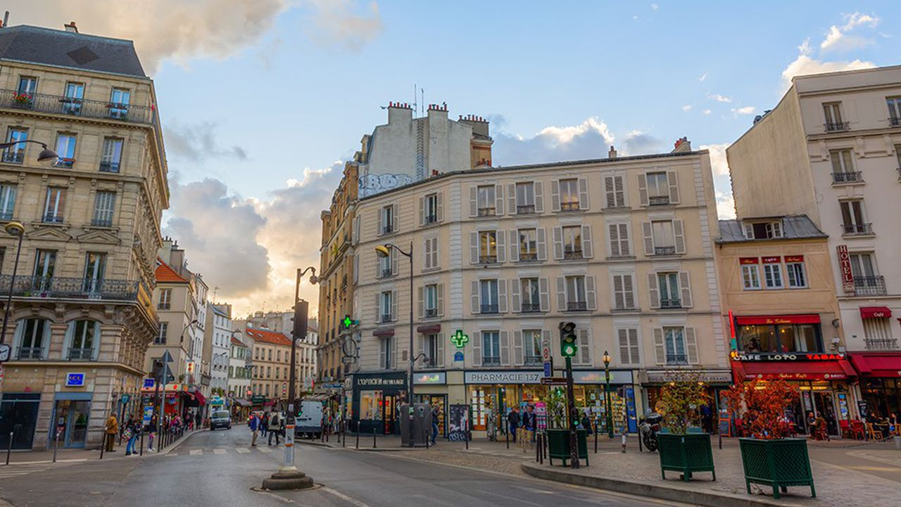 Le mètre carré a progressé de plus de 15% en 2 ans dans le 20e arrondissement de Paris.