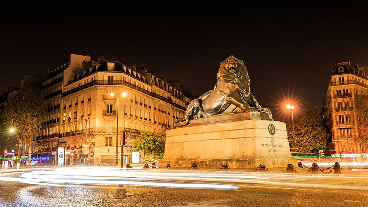 Dans le 14e arrondissement, le mètre carré s'est stabilisé autour de 9.500euros.