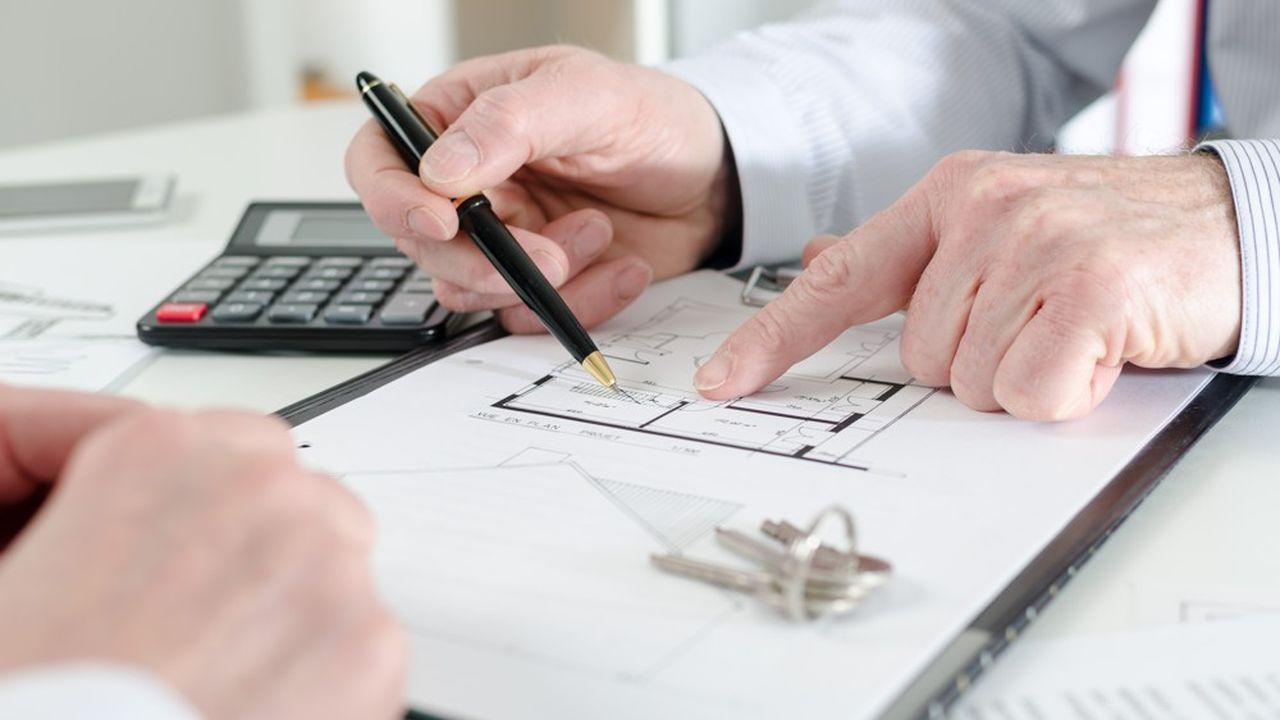 Immobilier neuf: les avantages et inconvénients de l'achat sur plan.
