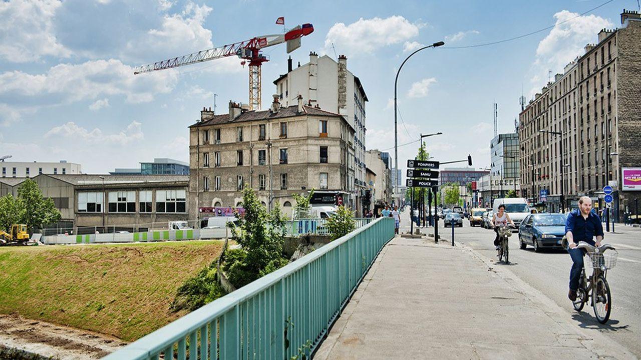 Aubervilliers devrait bénéficier de la ligne 12, qui la reliera à la gare Saint-Lazare en 25-30 minutes.