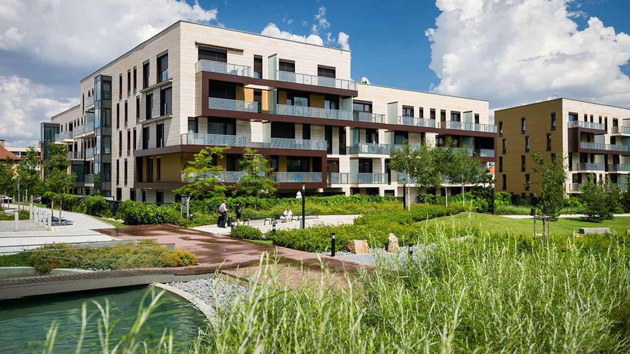 Cultures en terrasses, toitures végétalisées, appartement dans un écoquartier : faut-il investir dans un « bien innovant » ?