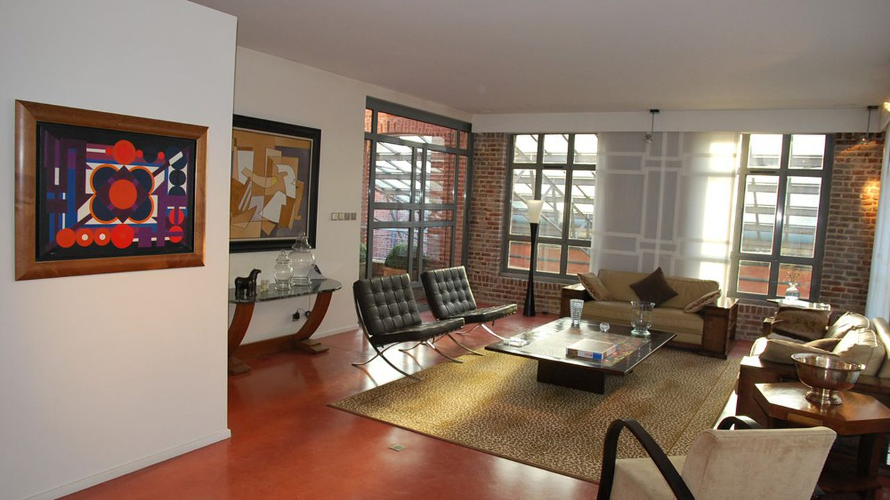 L'appartement de la semaine : un duplex dans le Vieux Lille