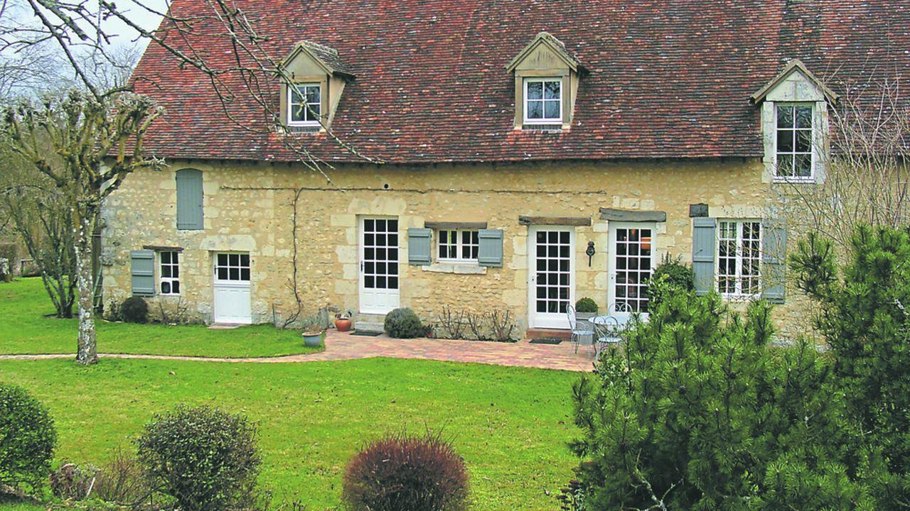 Maison De Campagne Vexin résidences secondaires : les bons plans à deux heures de