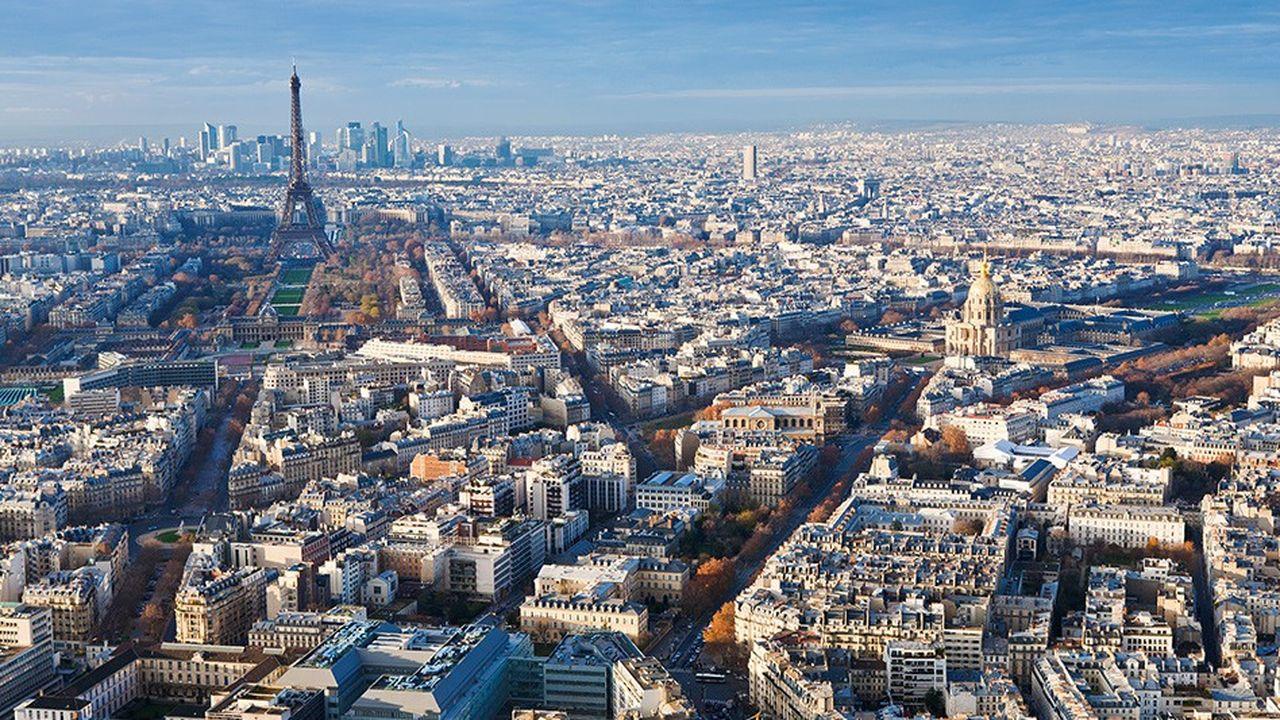A Paris, la barre de 10.000euros le mètre carré a déjà été franchie dans nombre d'arrondissements.