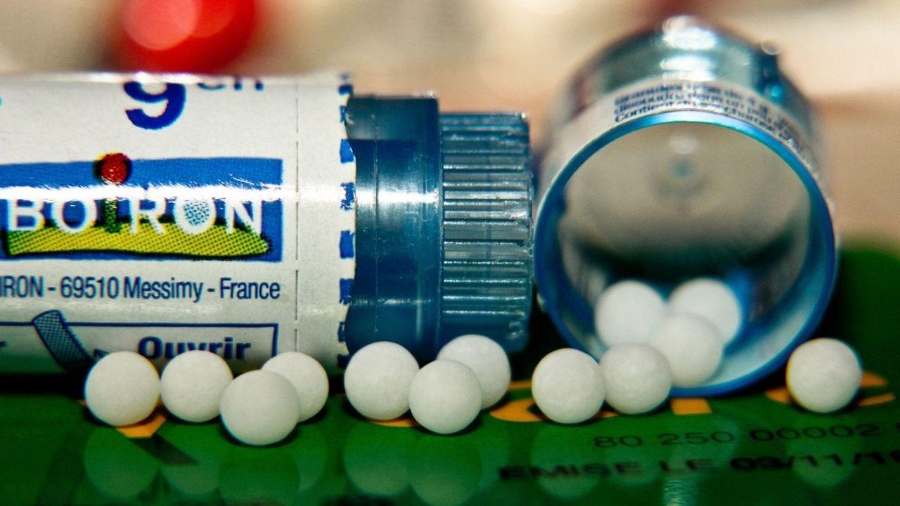 L'an dernier, le remboursement des petites granules blanches n'a représenté que 126,8millions d'euros sur les quelque 20milliards qu'a coûtés à l'Assurance maladie le remboursement des médicaments.
