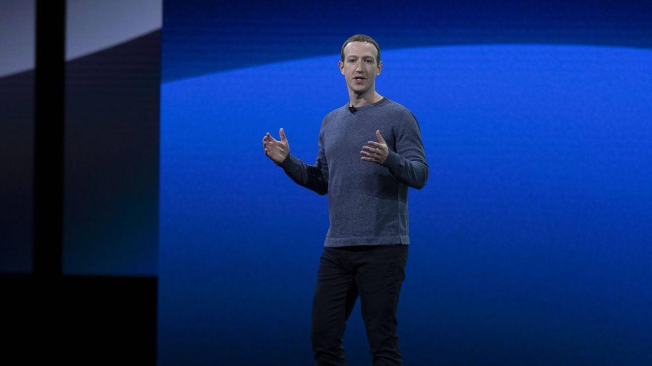 Mark Zuckerberg est le PDG de Facebook.