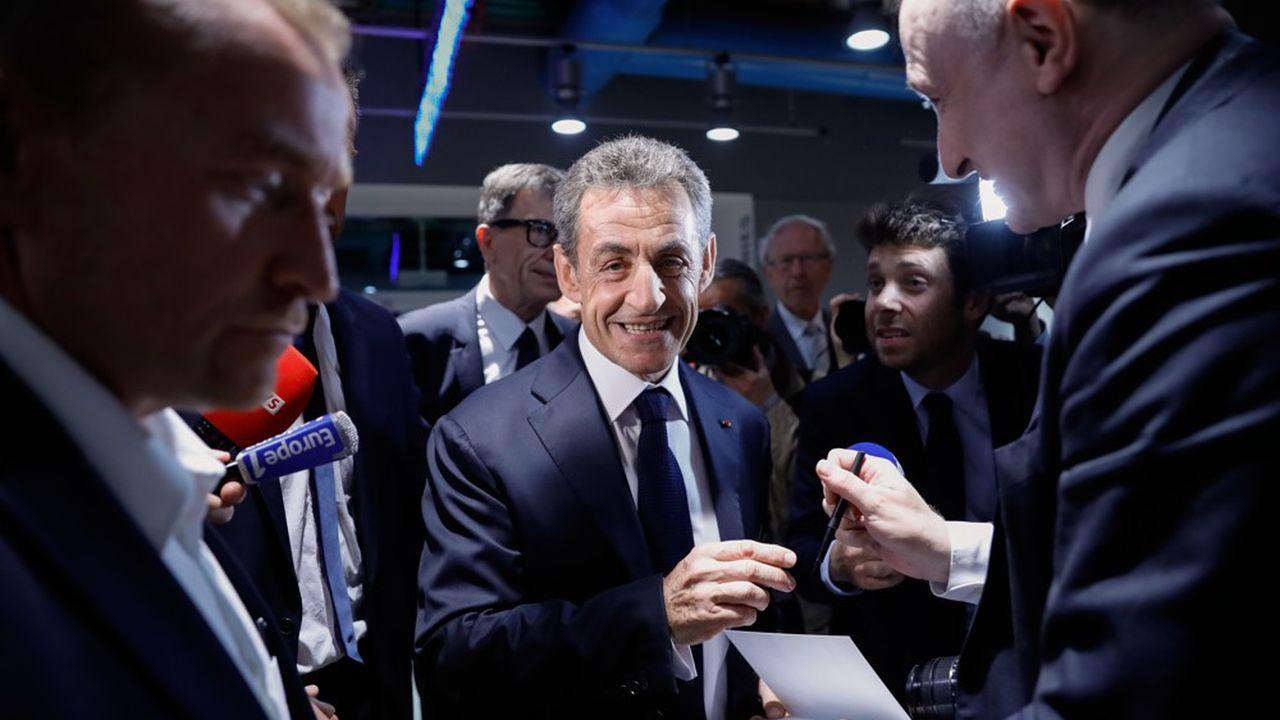Nicolas Sarkozy, qui sort ce jeudi le livre «Passions», est un habitué des best-sellers.