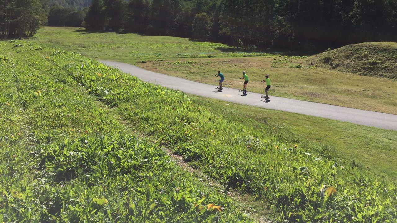 La nouvelle piste fait 3 kilomètres de long.