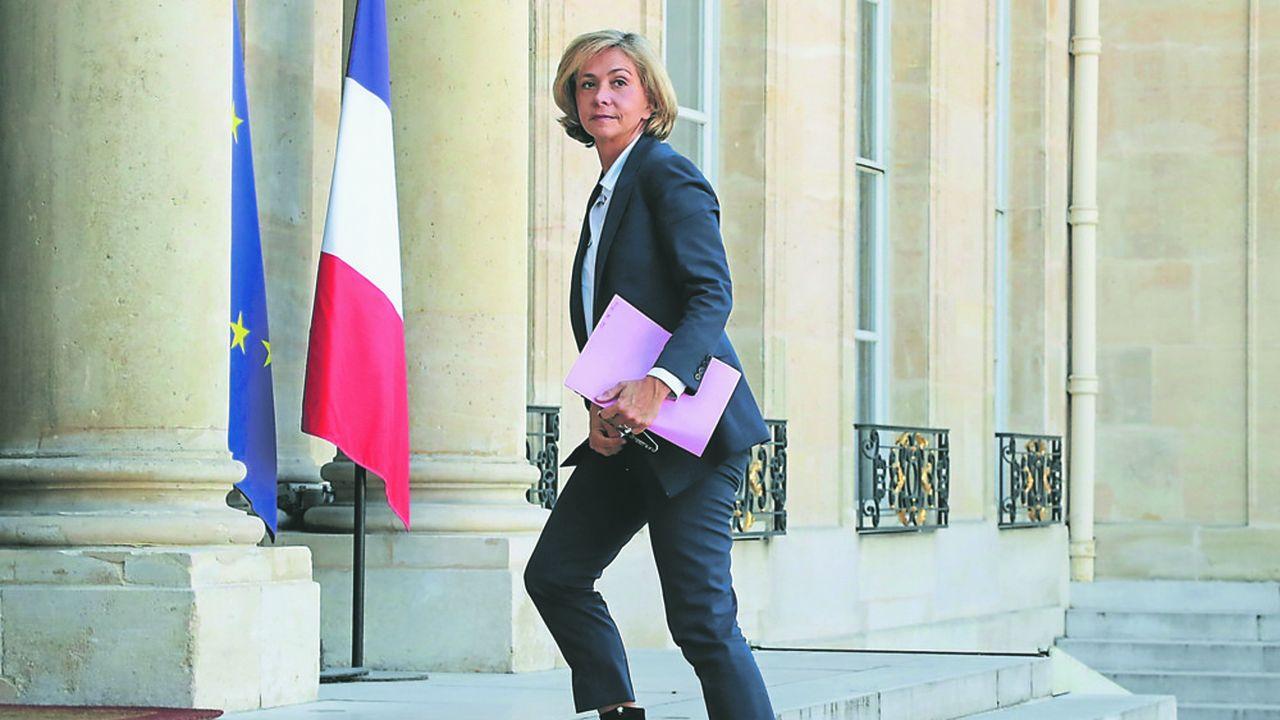 Valérie Pécresse a été élue censeur au conseil d'administration d'ADP.