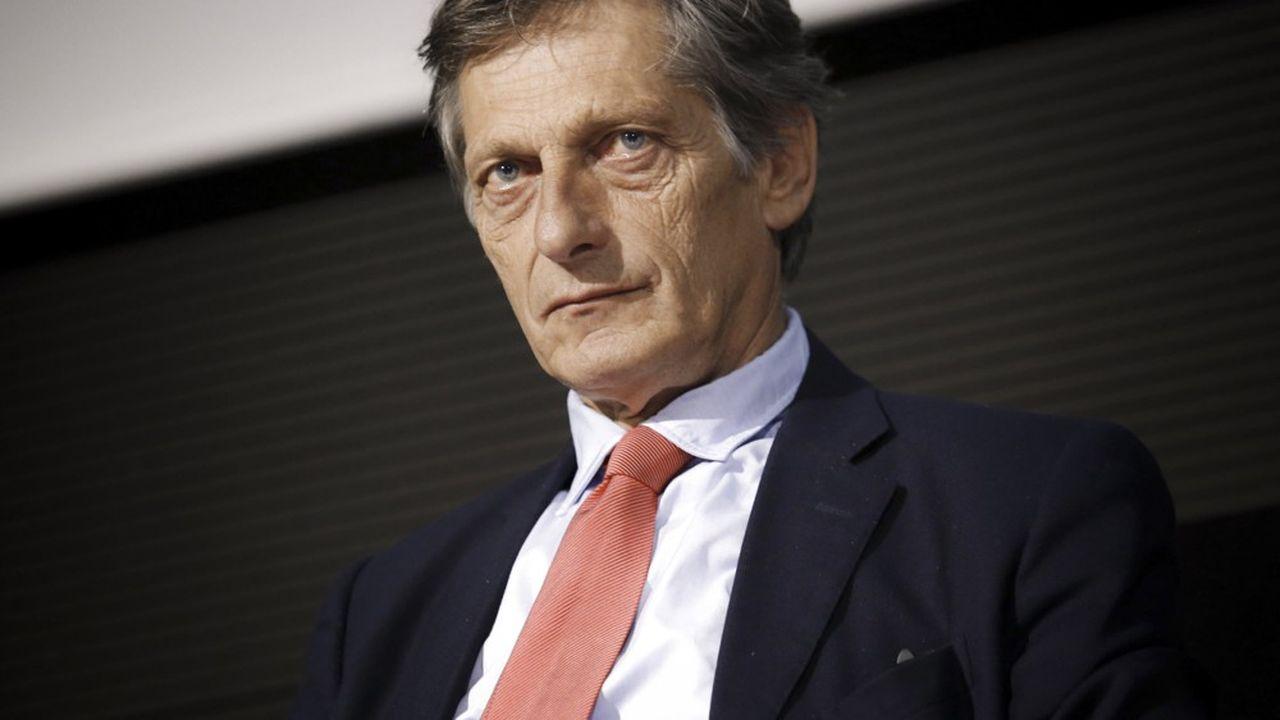 Nicolas de Tavernostétait l'invité de l'Association des journalistes médias.
